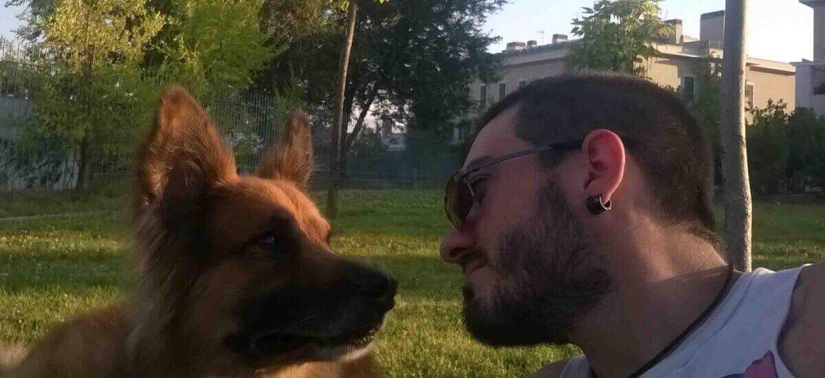 Rony, un perro que dejó huella.